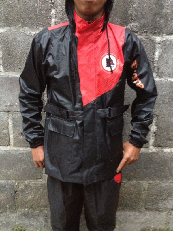 Raincoat AS Roma  d