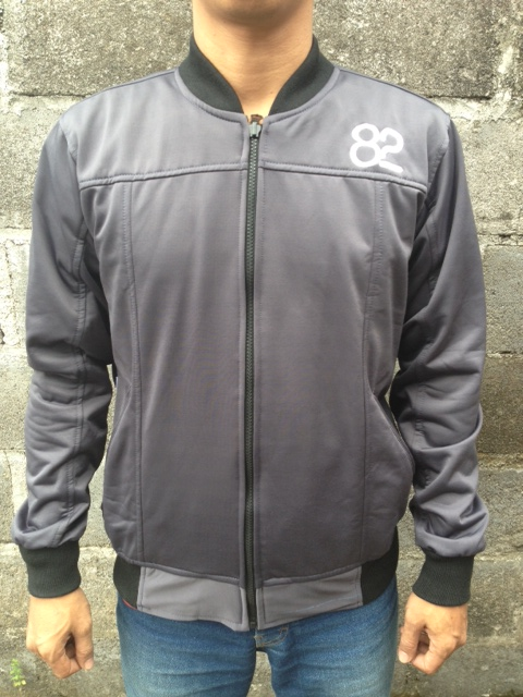 Jacket Fleece Nike Gontor depan