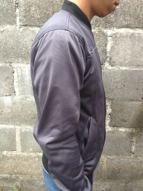 Jacket Fleece Nike Gontor samping